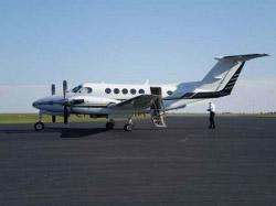 King Air 200 Aircraft